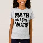 Math Fanatic T-Shirt