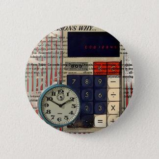 Math financial advisor accountant calculator button