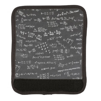 Math Formulas And Numbers Handle Wrap