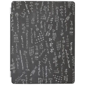 Math Formulas And Numbers iPad Cover