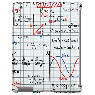 Math Formulas Numbers  iPad Case