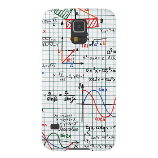 Math Formulas Numbers Samsung Galaxy Nexus Case Galaxy S5 Cases