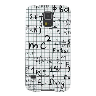 Math Formulas Numbers Samsung Galaxy S5 Case