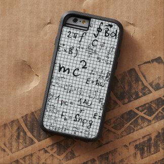 Math Formulas Numbers Tough Xtreme iPhone 6 Case