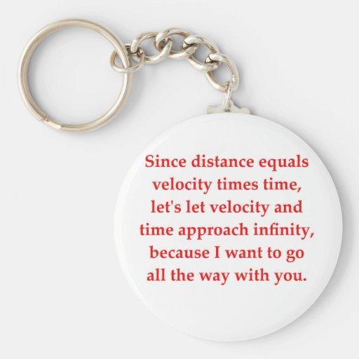 math geek love pick up line key chains