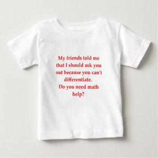 math geek love pick up line t-shirt
