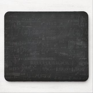 Math Geek Mouse Pad