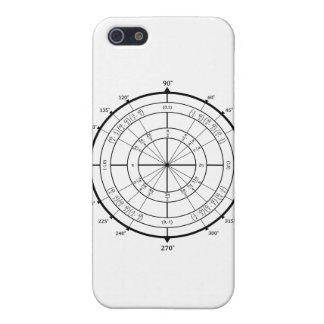 Math Geek Unit Circle Case For iPhone SE/5/5s