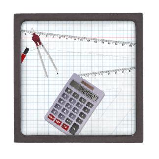 Math Gift Box