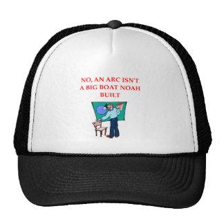 MATH MESH HATS