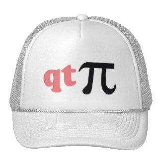 Math Humor - Cute Tee Pi Trucker Hat