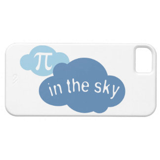 Math Humor Pi in the Sky! iPhone 5 Case