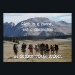 "Math is a journey - show your work poster<br><div class=""desc"">Another math classroom poster</div>"