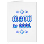 Math Is Cool Cards