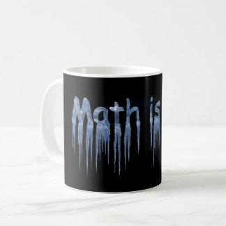 Math is Cool Coffee Mug