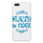 Math is Cool iPhone 5 Cover