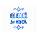Math Is Cool Postcards