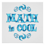 Math is Cool Print