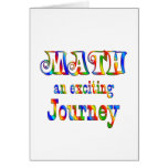 MATH is Exciting Greeting Card