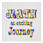 MATH is Exciting Posters