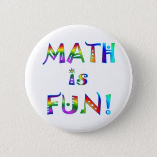 Math is Fun Button