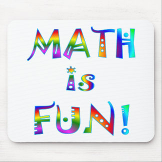 Math is Fun Mouse Pad