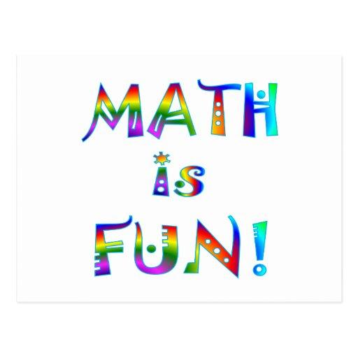 math os fun