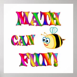 Math Is Fun: Math Is Fun Posters   Zazzle,