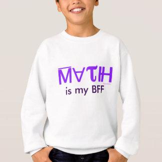 MATH IS MY BFF kids' t-shirt