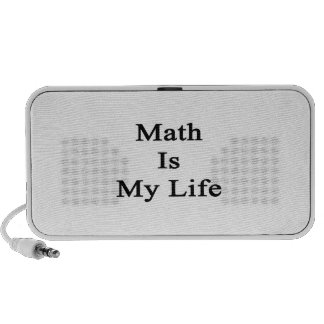 Math Is My Life Speakers