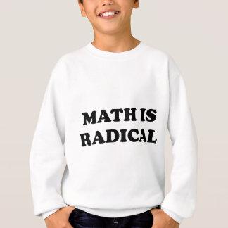 Math is Radical Sweatshirt