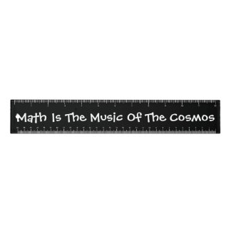 """""""Math Is The Music Of The Cosmos"""" 12 Inch"""