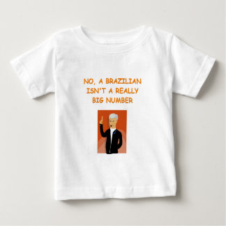 math joke baby T-Shirt