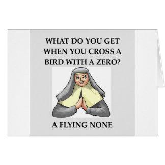 math joke greeting cards