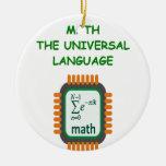 math joke christmas ornaments