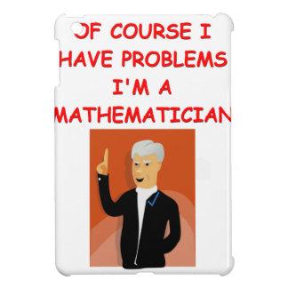 math joke cover for the iPad mini