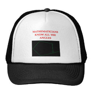 math joke trucker hats