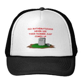 math joke hat