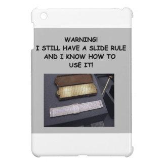 math joke iPad mini cover