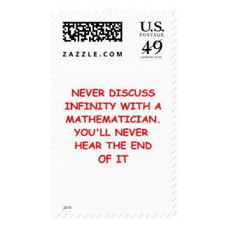 math joke stamps