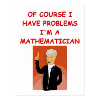 math joke postcards