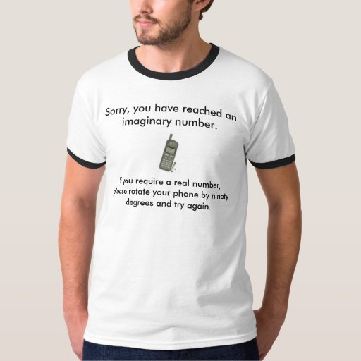 Math Joke Shirt