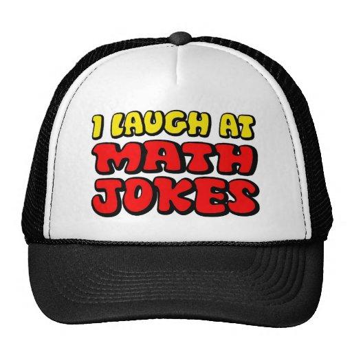 Math Jokes Hat