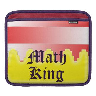 Math King Sleeve For iPads