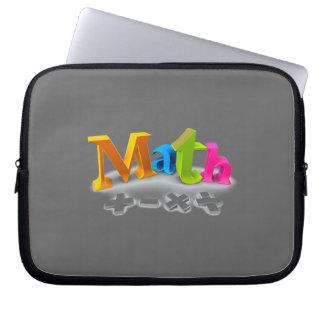 math laptop bag computer sleeve