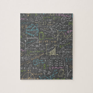 Math Lessons Jigsaw Puzzle