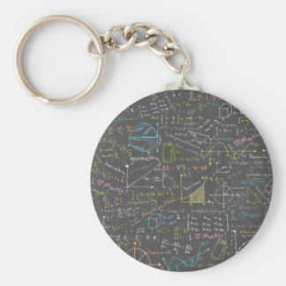 Math Lessons Keychain