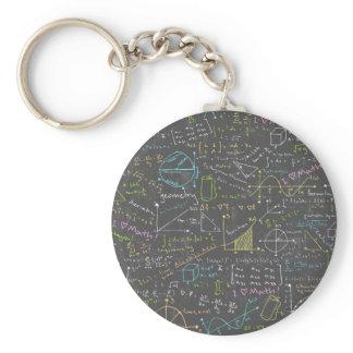 Math Lessons Keychain