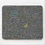 """Math Lessons Mouse Pad<br><div class=""""desc"""">Dozens of equations from various fields of math!</div>"""