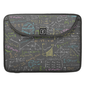 Math Lessons Sleeves For MacBook Pro